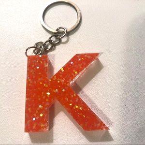 K keychain!